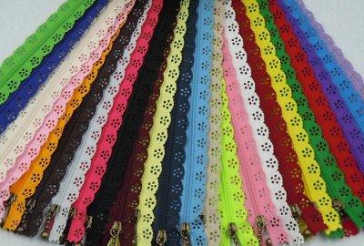 Купить молнию для одежды: советы по выбору застежки молнии