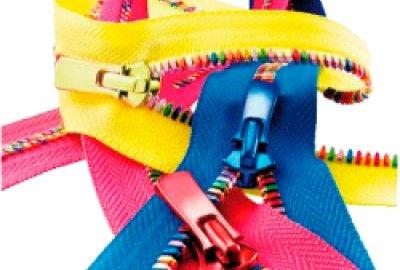 Молнии для одежды их разнообразие и применение